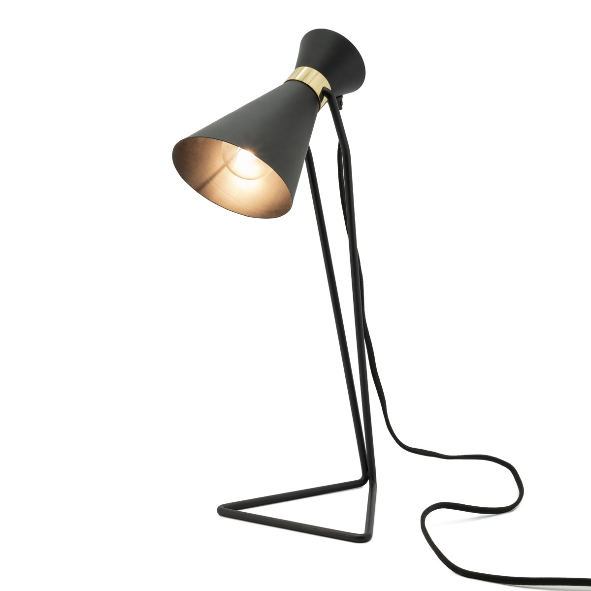 Lampada Minimal Nero_ArchiMode
