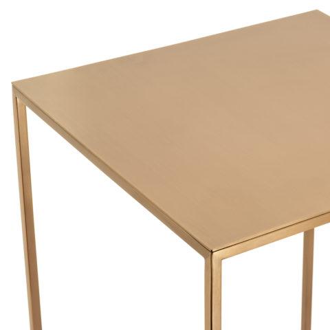 Tavolino Quadrato Oro Rosa2_ArchiMode